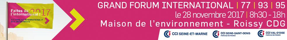 Grand forum international