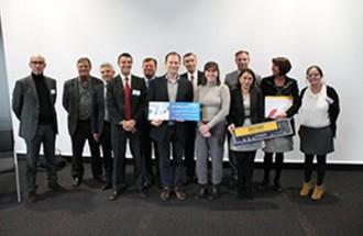 Lauréats de l'International 2013