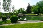Jardin du Domaine de l'Orangerie du Quai de Seine