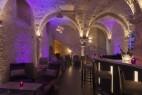 Bar de l'hôtel Aux Vieux Remparts