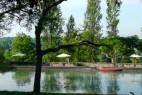 Parc du Domaine de l'Orangerie du Quai de Seine
