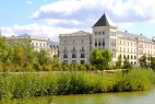 Extérieur hôtel Hipark Serris-Val d'Europe