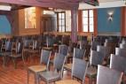 Location de salle à l'hôtel Aux Vieux Remparts