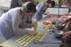 Réalisation de macaron avec Les Tabliers Gourmands