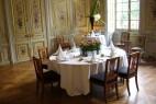 Espace restauration au Château de Fontainebleau