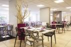 Restaurant au Novotel Fontainebleau-Ury