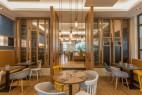Salle de restaurant hôtel Elysée
