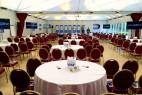 Salle de réunion à l'hôtel Abbaye du Golf
