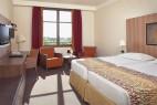 Chambre à l'hôtel Radisson Blu