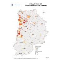 Carte habitants territoire Seine et Marne