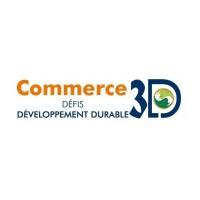 Commerce 3D - défis développement durable