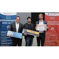 Lauréats International 2015