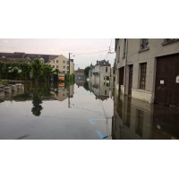 Inondations Souppes-sur-Loing