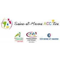 Logo Seine-et-Marne ACC'tive