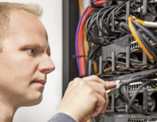 techniciens réseau très haut débit