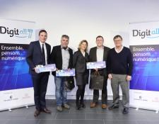 lauréats des challenges numériques 2015