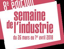 Semaine de l'industrie du futur du 26 mars au 1er avril 2018