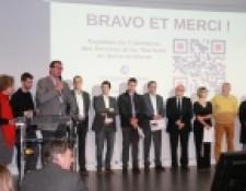 Trophées du Commerce, des Services et du Tourisme 2014