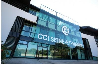 Siège de la CCI Seine-et-Marne à Serris