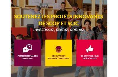 Je finance un projet participatif