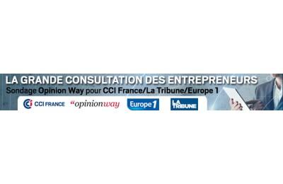 Visuel de la grande consultation des entrepreneurs